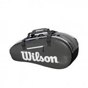 Wilson Super Tour 2 Comp Small Black/Grey