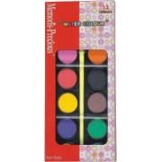 Acuarele 12 culori/set,