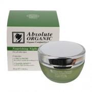 Crema de Noapte Hranitoare cu Sepilift 50ml Absolute Organic