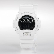 Casio G-Shock Standard Digital Montre DW-6900NB-7 Blanc