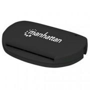 Manhattan Lettore di schede Smart Card /SIM card a contatto USB