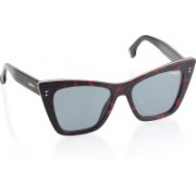 Carrera Cat-eye Sunglasses(Grey)