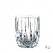 Nachtmann Sada 4 sklenic na whiskey z křišťálového skla Nachtmann Prestige, 290 ml