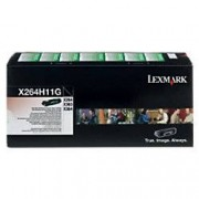 Lexmark X264H11G Original Toner Cartridge Black