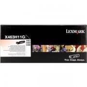 Lexmark X463H11G toner negro