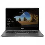 Лаптоп, Asus ZenBook Flip14 UX461FN-E1027T (Flip 360, Stylus Pen), Intel Core i7-8565U (up to 4.6GHz, 8MB), 14 инча, 90NB0K21-M01800