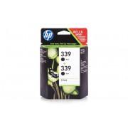 HP 2x339 (C8767E) / C9504EE BK - originální