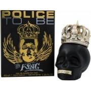 Police To Be The King Eau de Toilette 40ml Sprej