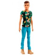 Barbie Ken Fashionistas Tropical Vibes Docka
