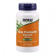 Saw Palmetto Extract 160mg - 120 softgels