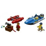 LEGO City Police 60176 Bijeg s divlje rijeke