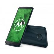 "Smartphone, Motorola Moto G6 PLUS, DualSIM, 6"", Arm Octa (2.2G), 4GB RAM, 64GB Storage, Android 8.0, Blue"