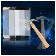 ER Protector De Pantalla Completa De La Cubierta De Vidrio Templado Para Samsung Galaxy S6 Edge Plus (Oro)