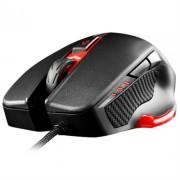 MSI Ratón Gaming Interceptor DS300 dpi8200 Negro