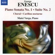 G. Enescu - Piano Sonata No.1/ Piano S (0747313212071) (1 CD)