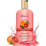 StBotanica Pink Grapefruit Vitamin C Luxury Shower Gel Body Wash - 300 ml