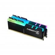 Memoria G.Skill Trident Z DDR4 PC4-24000 (3000MHz), CL16, 16GB (2 X 8GB), Kit Con Dos Piezas De 8GB. F4-3000C16D-16GTZR