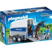 Playmobil City Action, Remorca cu cal