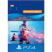 Battlefield V: Deluxe Edition Upgrade - PS4 HU Digital