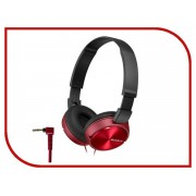 Sony MDR-ZX310/R Red