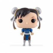 Funko Pop Chun-Li De Street Fighter Retro Videogame Vinyl