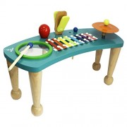 Shumee Wooden Rock-on Orchestra Musical Toy (3 years+) - Discover Music