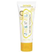 Natural Kids Toothpaste - Banana 50g