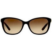 Versace Cat-eye Sunglasses(Brown)