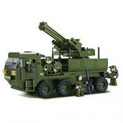 Sluban army carro armato