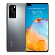 "Huawei P40 5G 6.1"" Dual SIM 128 GB 8GB RAM (sólo GSM, sin CDMA) versión internacional Sin garantía (Silver Frost)"