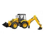 Bruder 2454 Bruder Tractor JCB 5CX Eco Baggerlader