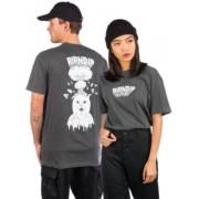 RIPNDIP Mind Blown T-Shirt : black mineral wash - Size: Extra Large