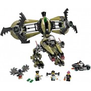 Lego 70164 Hurricane robbery