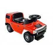 Kid Motorz Hummer H2 Foot to Floor Ride On, Red
