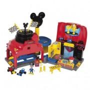 IMCADISA Mickey Mouse - Taller Garaje - Mickey y los Superpilotos