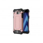 For Samsung Galaxy A7 (2017) / A720 Tough Armor Tpu + Pc Combination Case (rose Gold)
