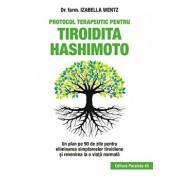 Protocol terapeutic pentru tiroidita Hashimoto. Un plan pe 90 de zile pentru eliminarea simptomelor tiroidiene si revenirea la o viata normala/Izabella Wentz
