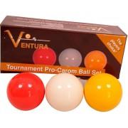 Tournament Pro karambol golyókészlet