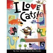 I Love Cats!, Hardcover