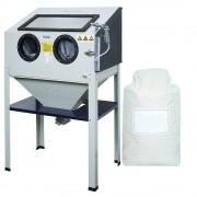 SOGI Sabbiatrice professionale SOGI S-85 + 50 Kg di microsfere in vetro