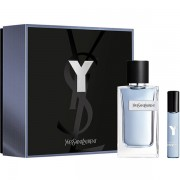 YSL Y For Men Комплект (EDT 100ml + EDT 10ml) за Мъже