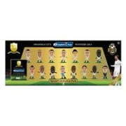 Figurine SoccerStarz Swansea City AFC 2013 League Cup Winners Special Celebration