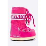 Moon Boot - Cizme de iarna copii Nylon Bouganville