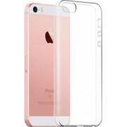 Husa HTPhone Ultra Slim Silicon Transparent Protectie Sporita iPhone 5/5S/SE