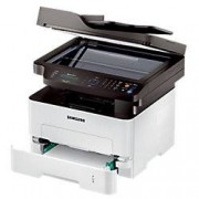 Samsung Impresora multifunción 4 en 1 Samsung Xpress SL-M2885FW monocromático láser a4
