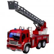 Masina de pompieri FireFighter, sunete si lumini