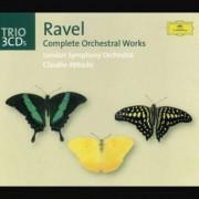 M. Ravel - Complete Orchestral Works (0028946935422) (3 CD)