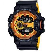 Casio G-Shock Analog-Digital Yellow Dial Mens Watch-Ga-400By-1Adr (G752)