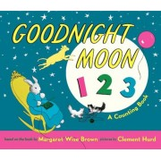 Goodnight Moon 123 Padded Board Book: A Counting Book, Hardcover