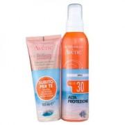Avène Solare Spray Spf30 + Detergente Trixera